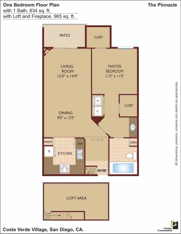 8540 Costa Verde Blvd San Diego Ca 92122 2 Bedroom Apartment For Rent For 1 433 Month Zumper