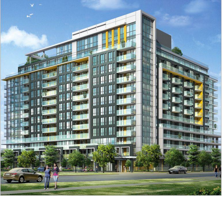 Esther Lorrie Dr & Kipling Ave, Toronto, ON M9W 4V1 1