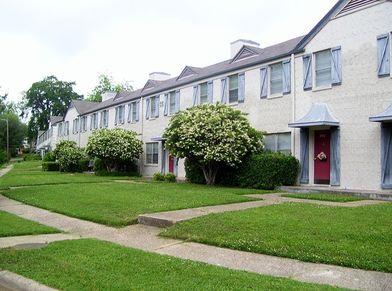 Lakeville Townhomes Apartments For Rent 1103 Dudley Dr Shreveport