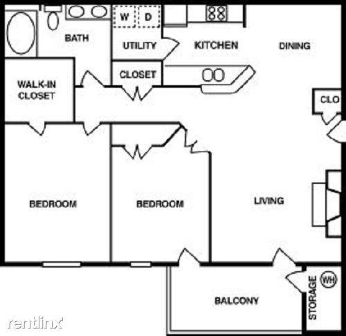 3101 Shannon Oxmoor Rd #21, Birmingham, AL 35211 2 Bedroom