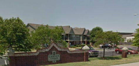 Garden Courtyards Apartments For Tulsa