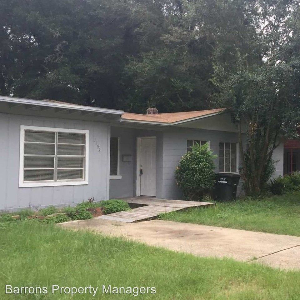 3608 N 9th Ave, Pensacola, FL 32503 3 Bedroom House For