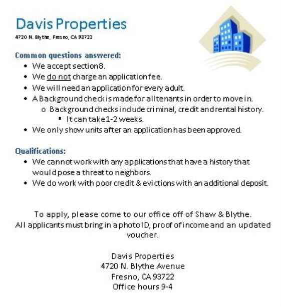 4392 N Dante Ave, Fresno, CA 93722 3 Bedroom House for Rent for