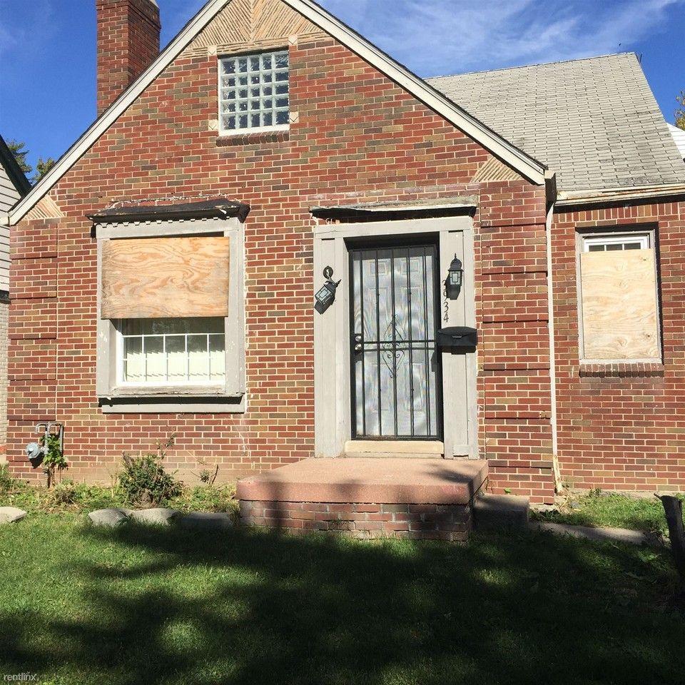 3 Bedroom Apartments In Michigan: 3934 Buckingham Ave, Detroit, MI 48224