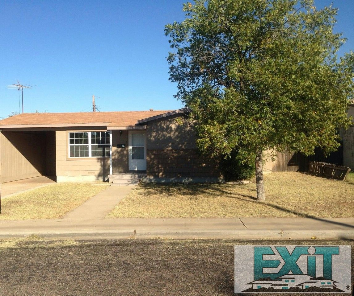 4312 McKnight Drive, Odessa, TX 79762 2 Bedroom House For