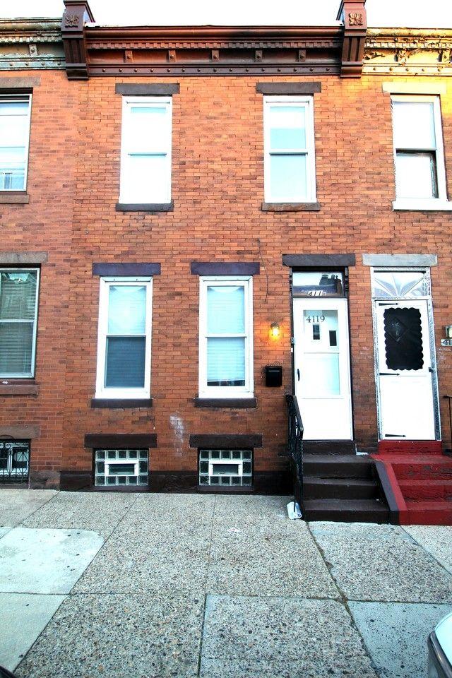 4119 N Fairhill St, Philadelphia, PA 19140 2 Bedroom House for Rent
