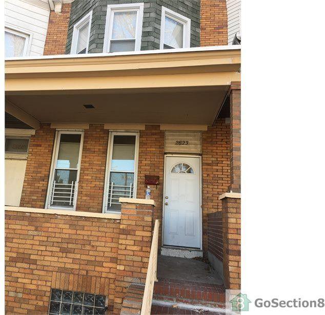 2823 erdman ave baltimore md 21213 3 bedroom house for - 3 bedroom houses for rent in baltimore md ...