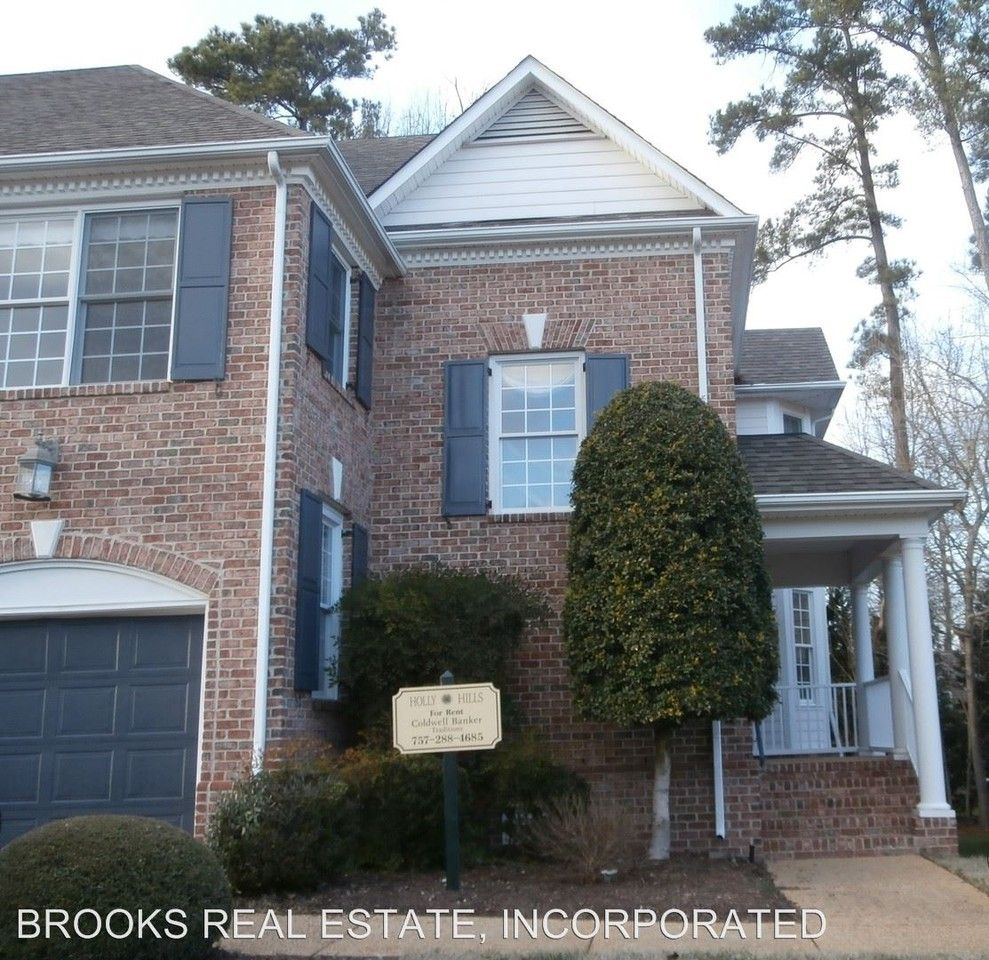 Williamsburg Apartments: 140 Exmoor Ct, Williamsburg, VA 23185 3 Bedroom House For
