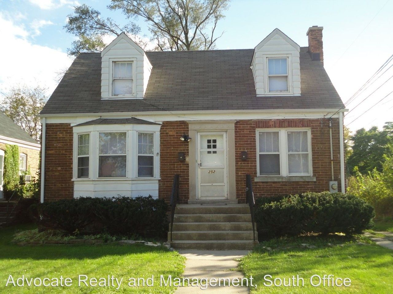 252 Southgate Ave Apartments for Rent in Chicago Heights ...