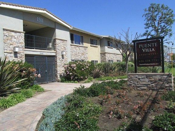 Puente Villa Apartments For Rent 1511 Puente Avenue