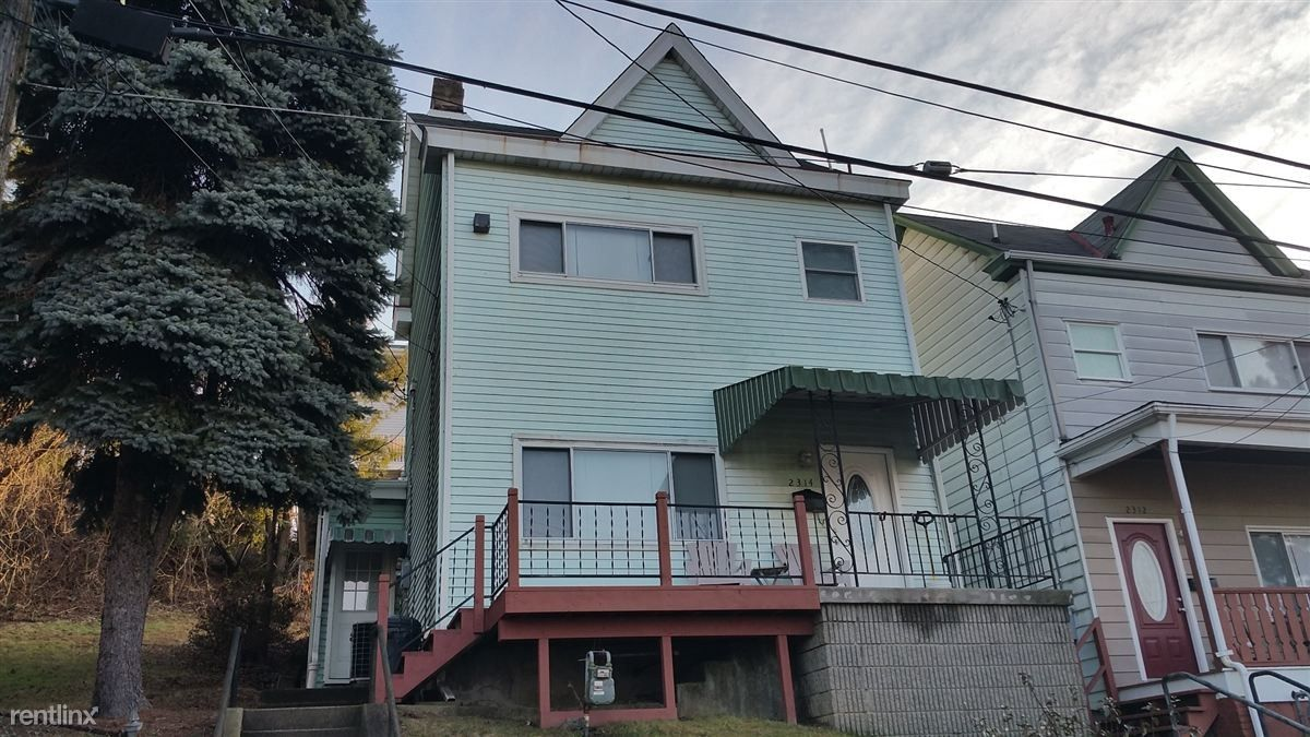 2314 Wellington St Pittsburgh Pa 15203 2 Bedroom House
