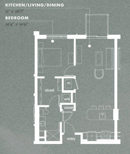 Furnished Apartments Omaha Ne: 2100 Douglas Street #262, Omaha, NE 68102 1 Bedroom
