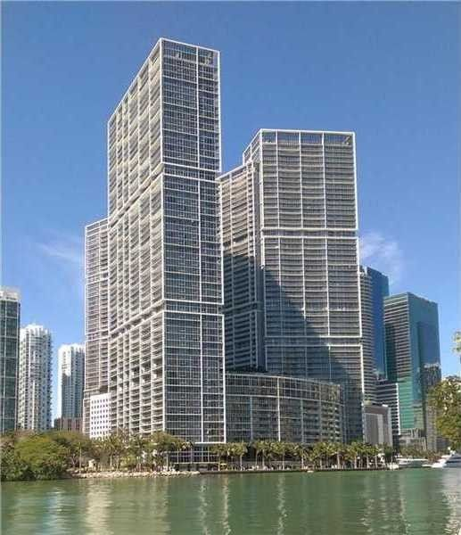 1 Bed Apartments For Rent: 495 Brickell Ave #2625, Miami, FL 33131 1 Bedroom