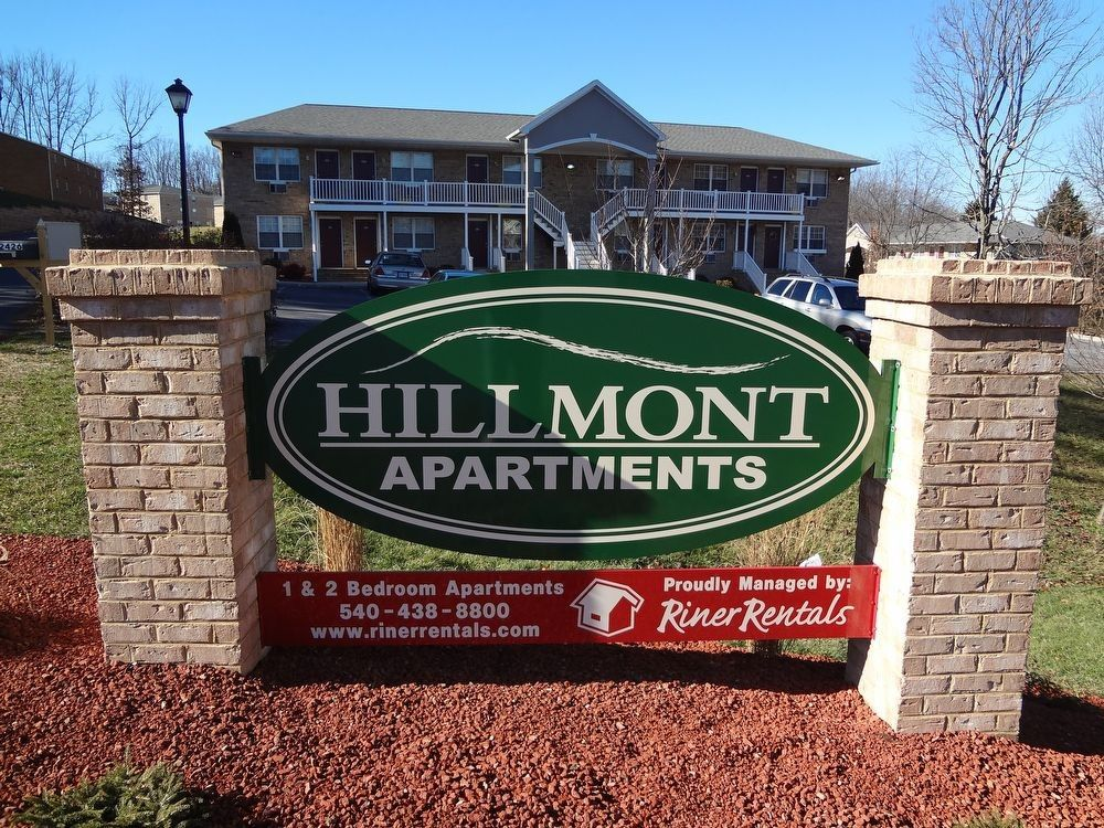 709 Hillmont Cir Harrisonburg Va 22801 1 Bedroom Apartment For Rent For 650 Month Zumper