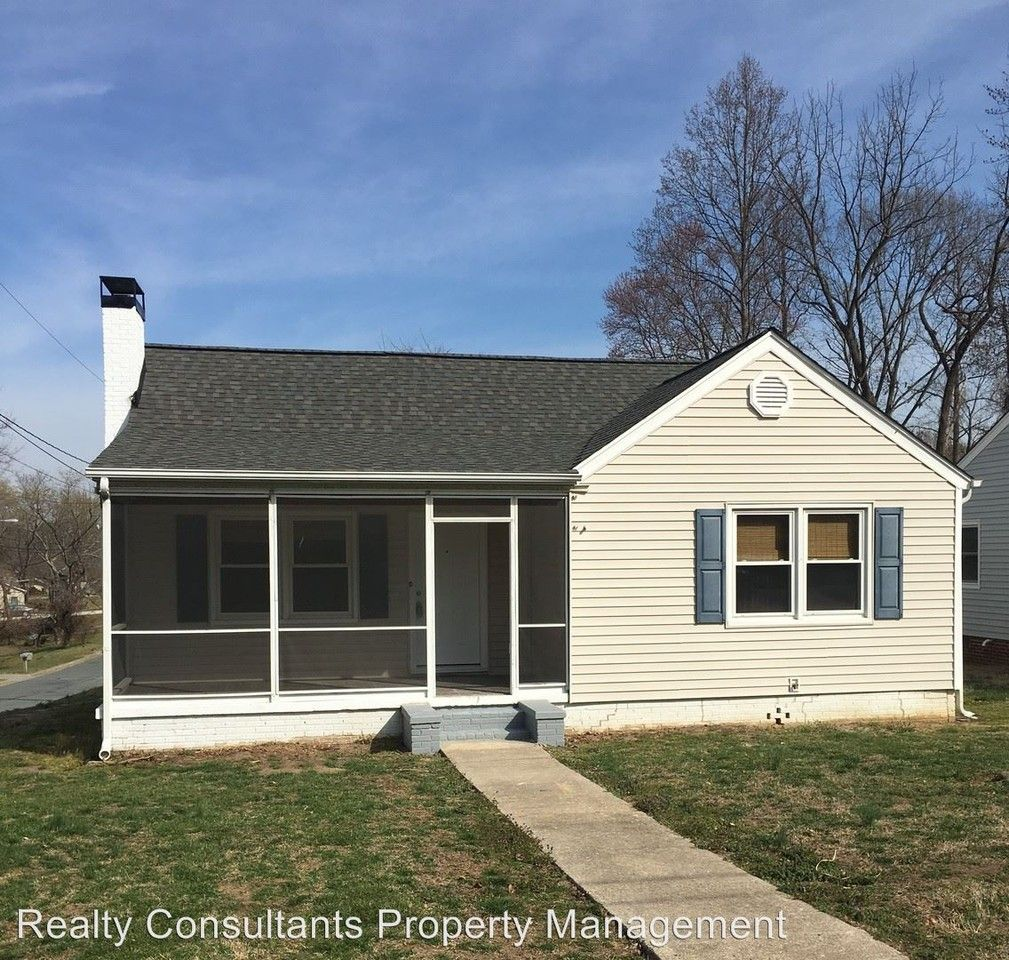 2301 Woodruff Ave, High Point, NC 27265 3 Bedroom House