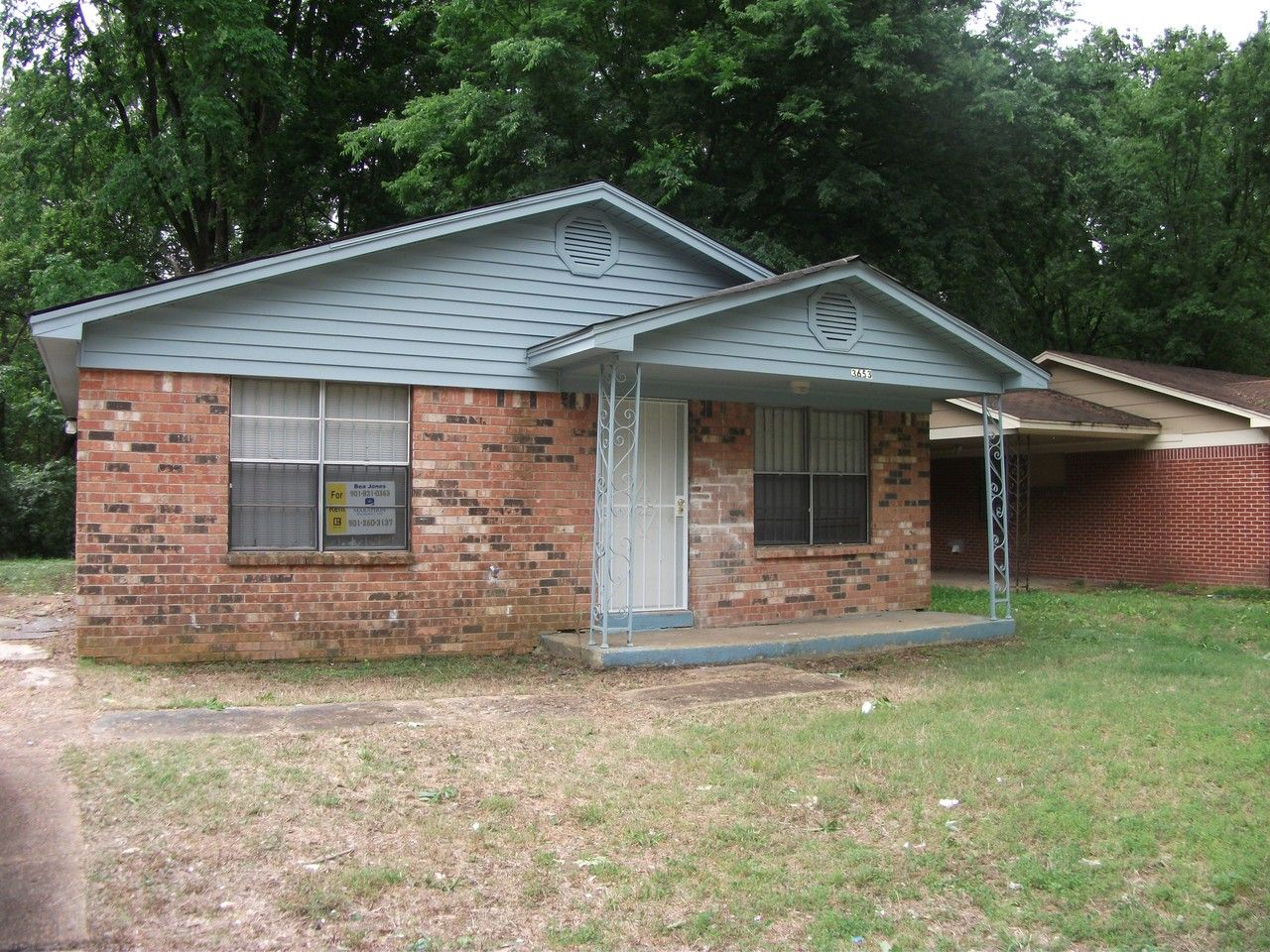 3653 royal wood dr memphis tn 38128 4 bedroom house for