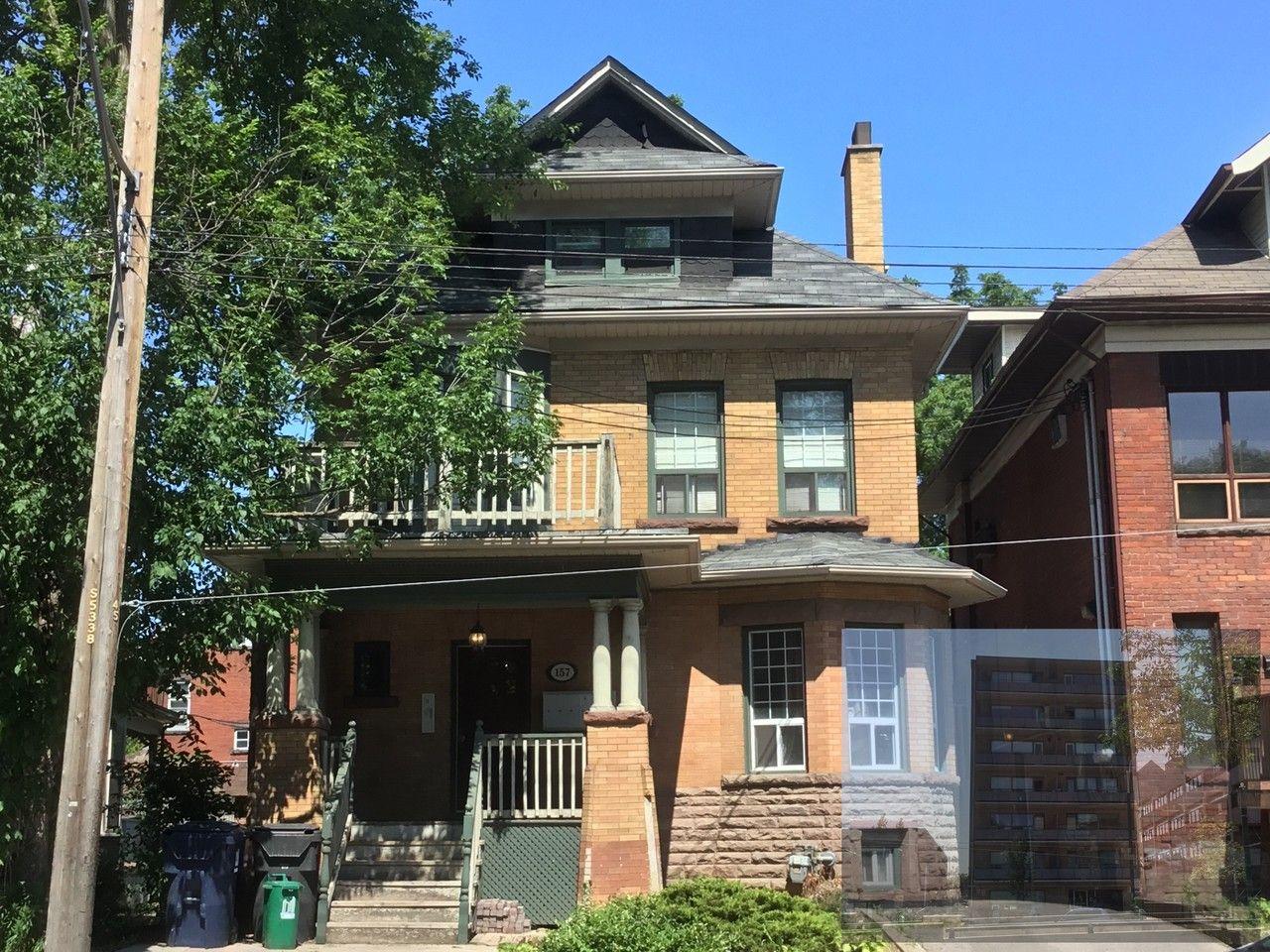 157 Spadina Road #2, Toronto, ON M5R 2T9 2 Bedroom ...
