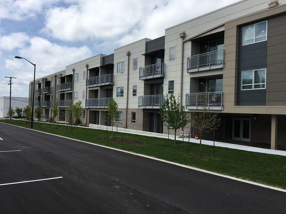 Columbus Park Lofts Apartments For Rent 401 Charlotte St