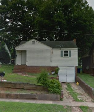 320 Hickory Avenue, Sanford, NC 27330 2 Bedroom House for