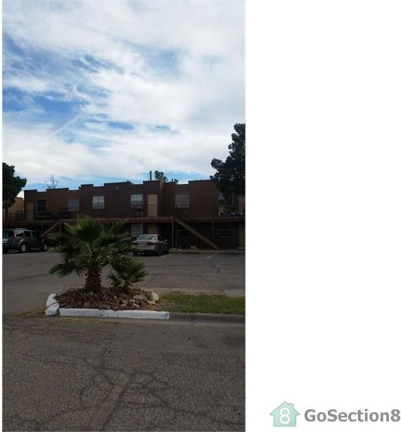 5216 Adolphus Ave, El Paso, TX 79904 2 Bedroom Apartment