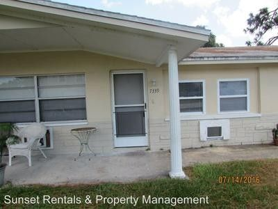 7339 New York Ave Apartments for Rent in Gulf Side Acres ...