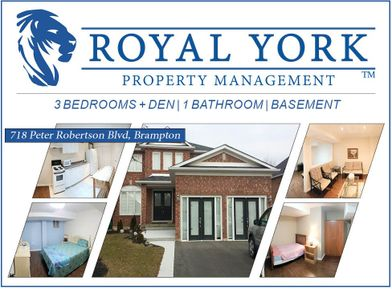 Peachy 718 Peter Robertson Blvd Brampton On L6R 1L6 3 Bedroom Interior Design Ideas Apansoteloinfo