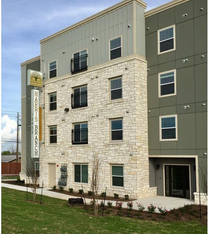Senior Apartments For Rent In Austin Texas: Harris Branch Senior- 62+ Senior Apartments For Rent