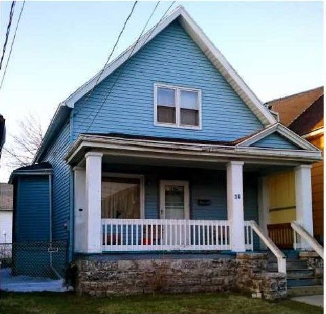 36 Lang Ave, Buffalo, NY 14215 3 Bedroom House For Rent