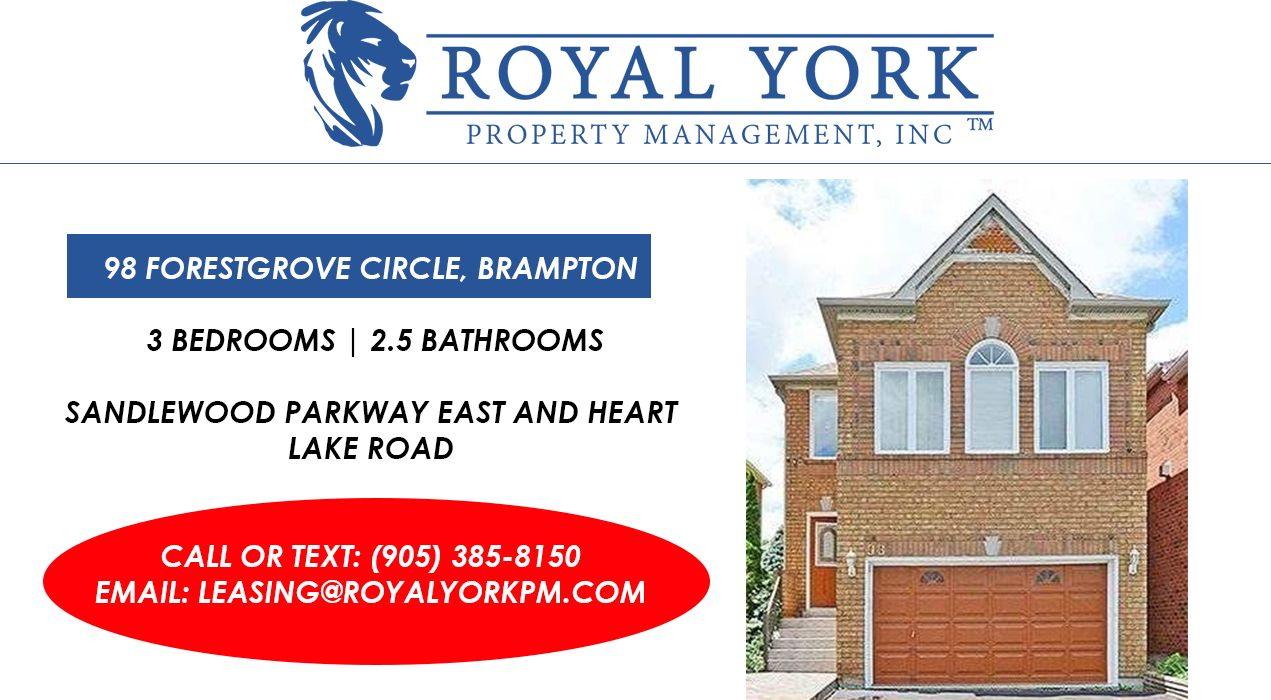 Swell 98 Forestgrove Cir Brampton On L6Z 4T5 3 Bedroom Interior Design Ideas Apansoteloinfo