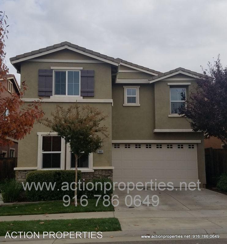1865 Glenmark Way, Roseville, CA 95747 4 Bedroom House For