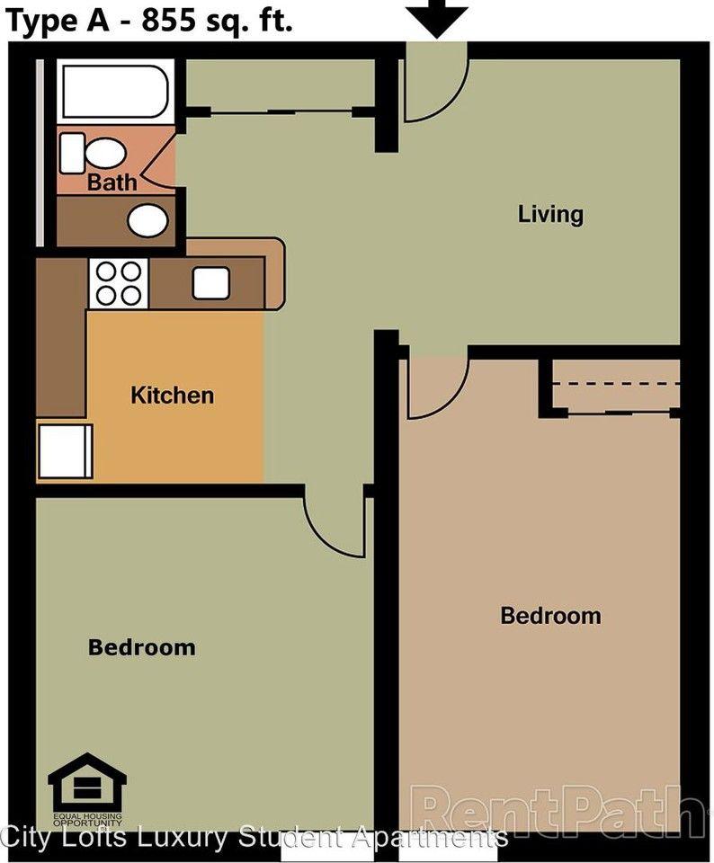 1400 Middle St, Williamsburg, VA 23185 - Apartment for Rent