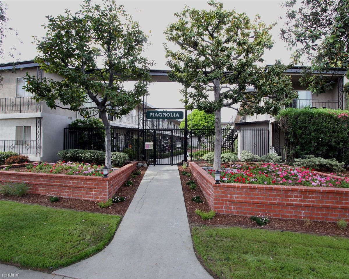 Magnolia Apartments 999 Locust St Pasadena Ca 91106 With 1