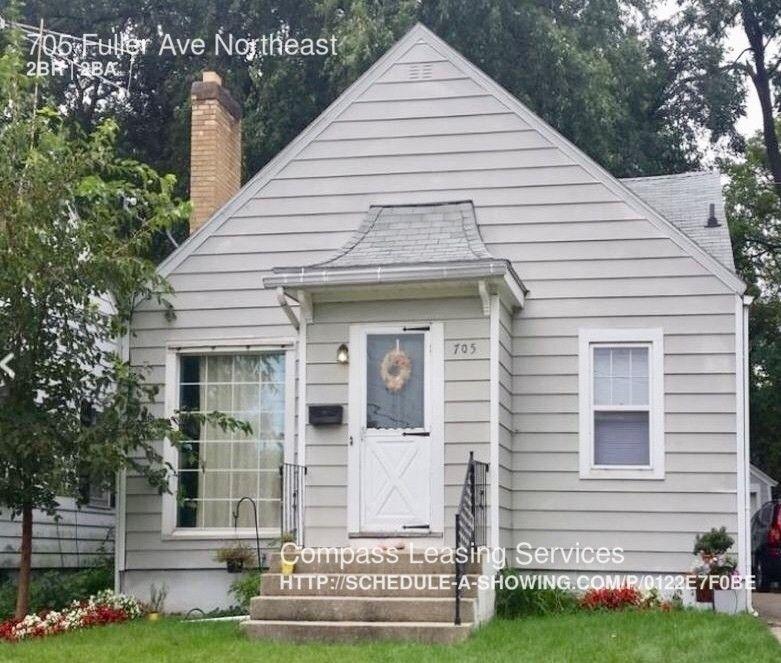 705 Fuller Ave NE, Grand Rapids, MI 49503 2 Bedroom House