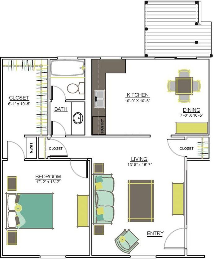 Ashley Arms Apartments For Rent