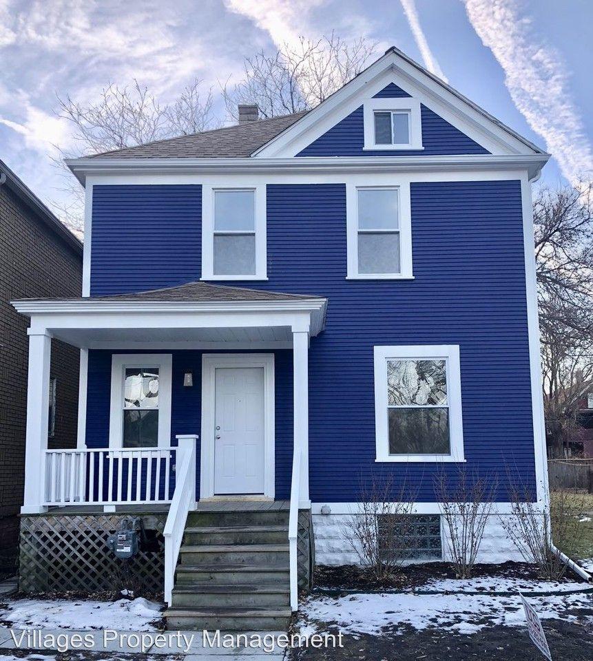 2439 Seyburn St, Detroit, MI 48214 3 Bedroom House For