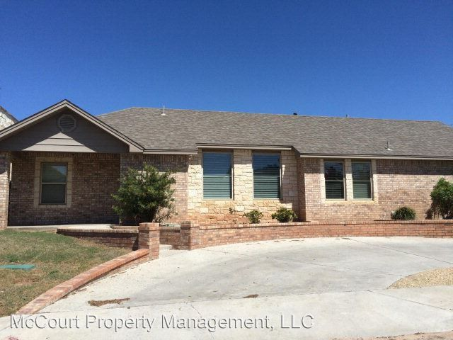 4106 Amistad Dr, Midland, TX 79707 2 Bedroom House for ...