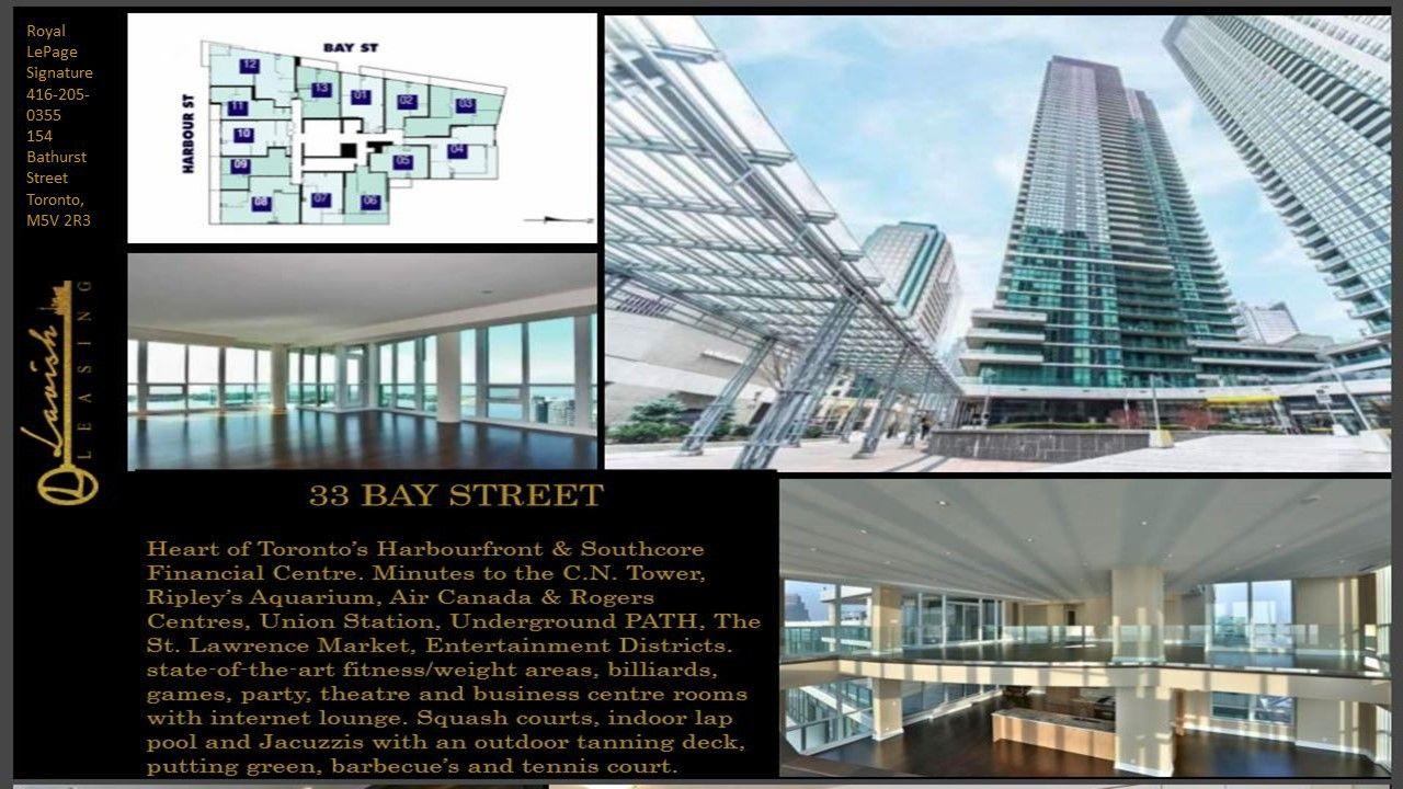 Prime 33 Bay Street Toronto On M5J 2Z3 2 Bedroom Apartment For Interior Design Ideas Clesiryabchikinfo