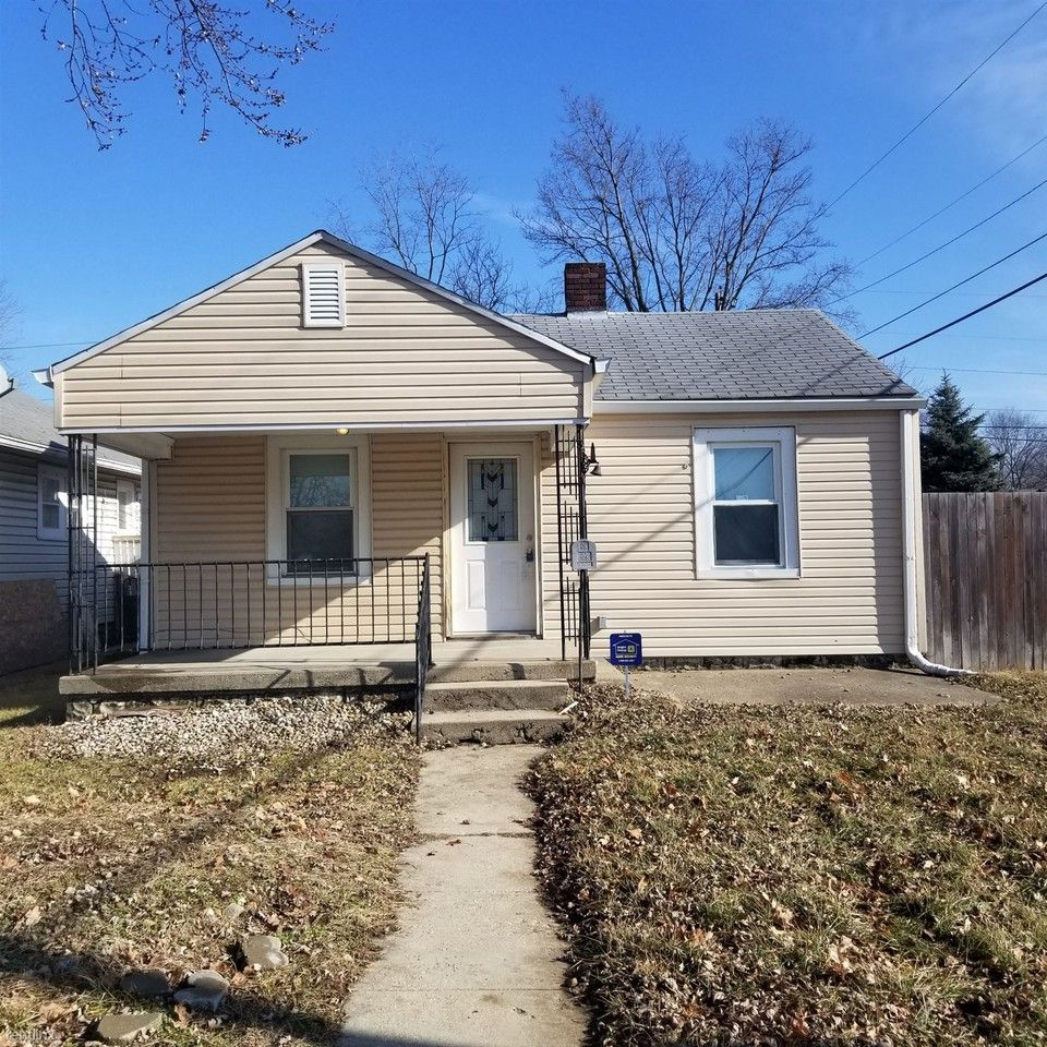 403 N Exeter Ave, Indianapolis, IN 46222 3 Bedroom House