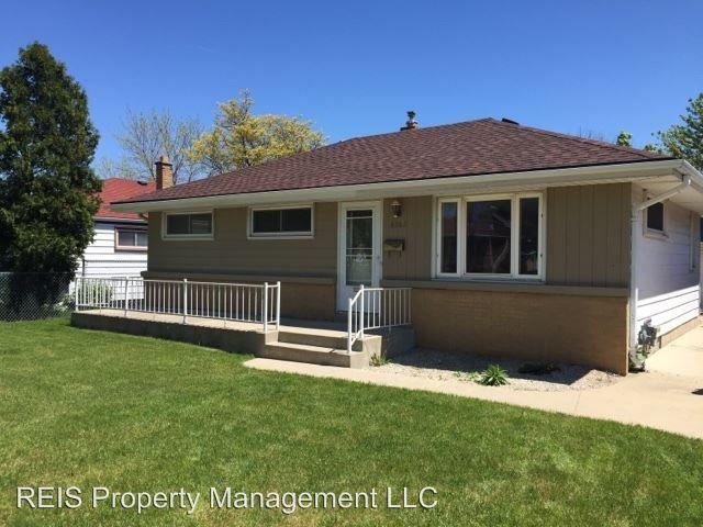 6362 N Joyce Ave Milwaukee Wi 53225 3 Bedroom House For