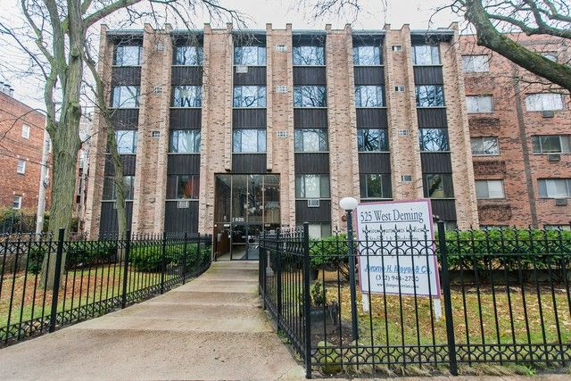 525 W Deming Pl #418, Chicago, IL 60614 2 Bedroom
