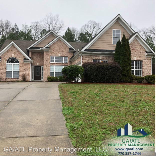 1545 Brooks Pointe Ct, Lawrenceville, GA 30045 4 Bedroom