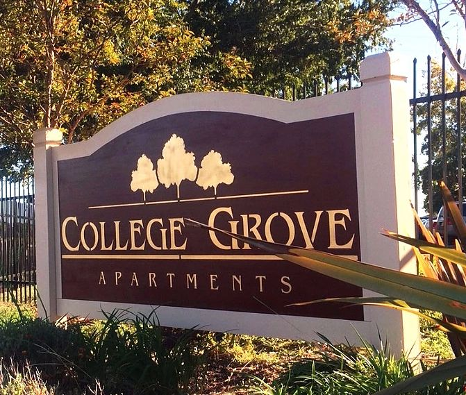 College Grove Apartments For Rent