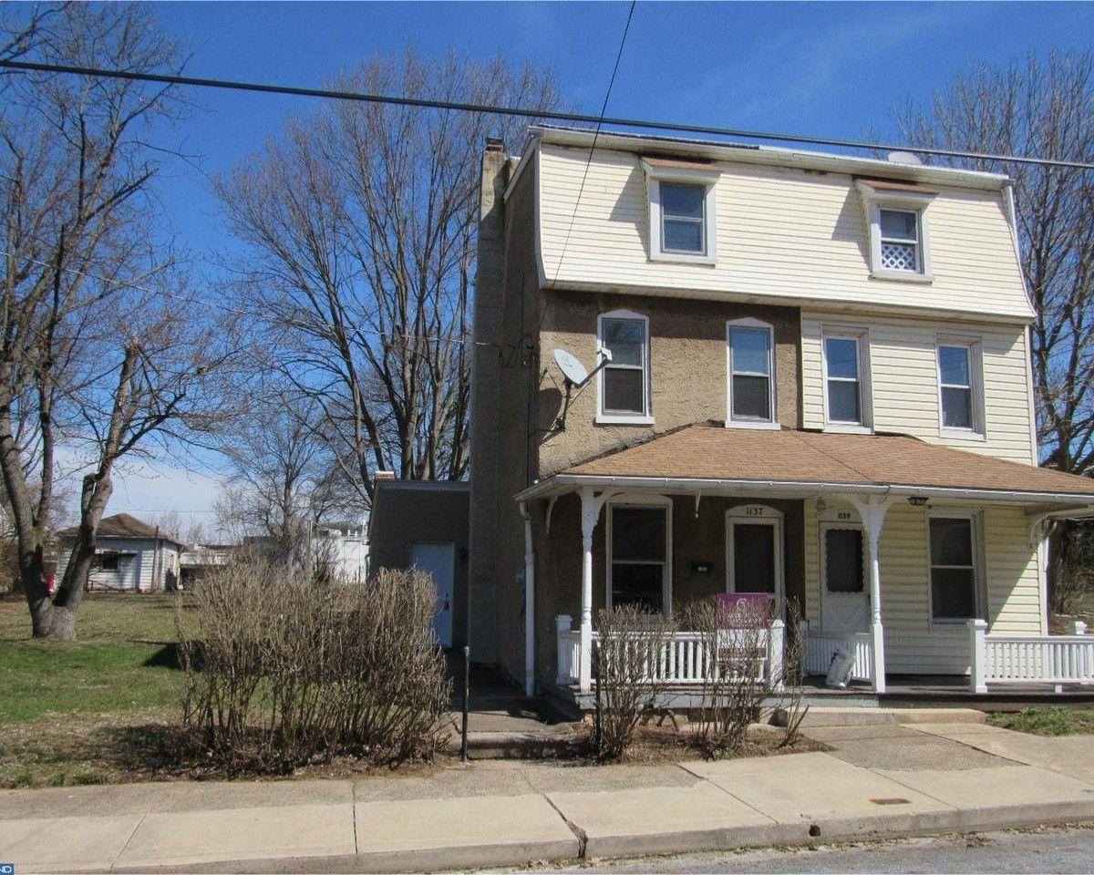 1137 Center Ave Pottstown Pa 19464 4 Bedroom House For