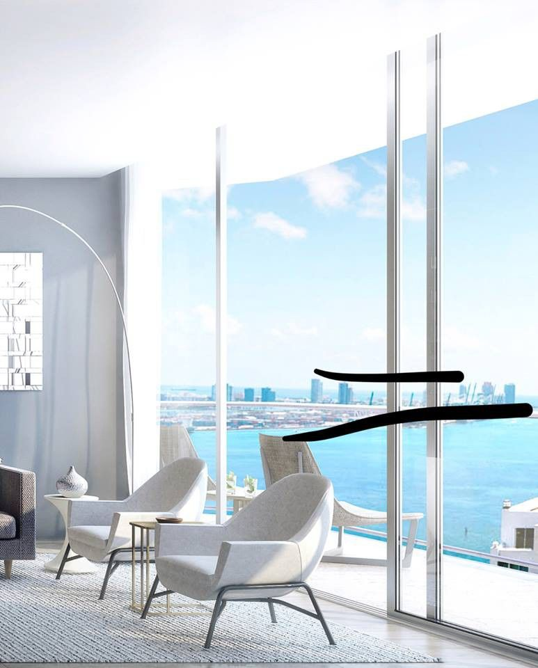 Brickell Ave, Miami, FL 33131 1 Bedroom Apartment For Rent