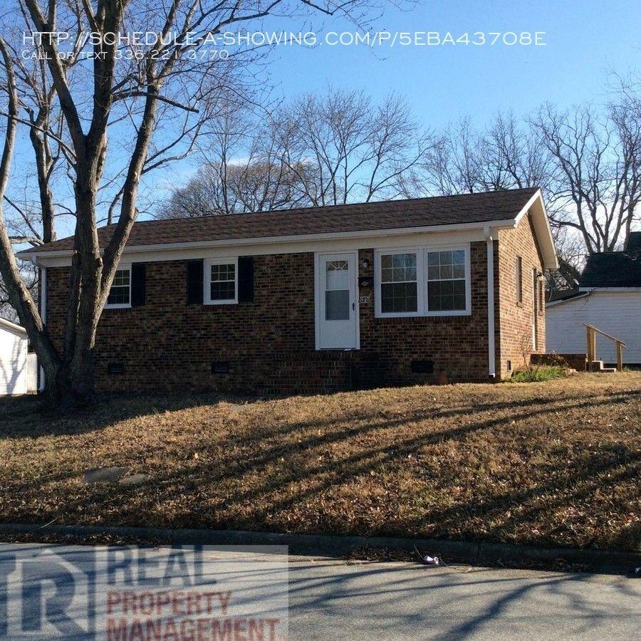 400 Nelson St, Kernersville, NC 27284 3 Bedroom House For