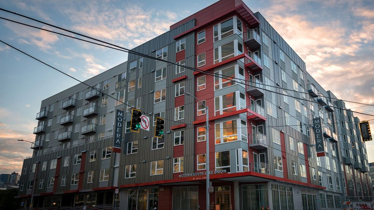 Modera South Lake Union Apartments for Rent - 435 Dexter ...