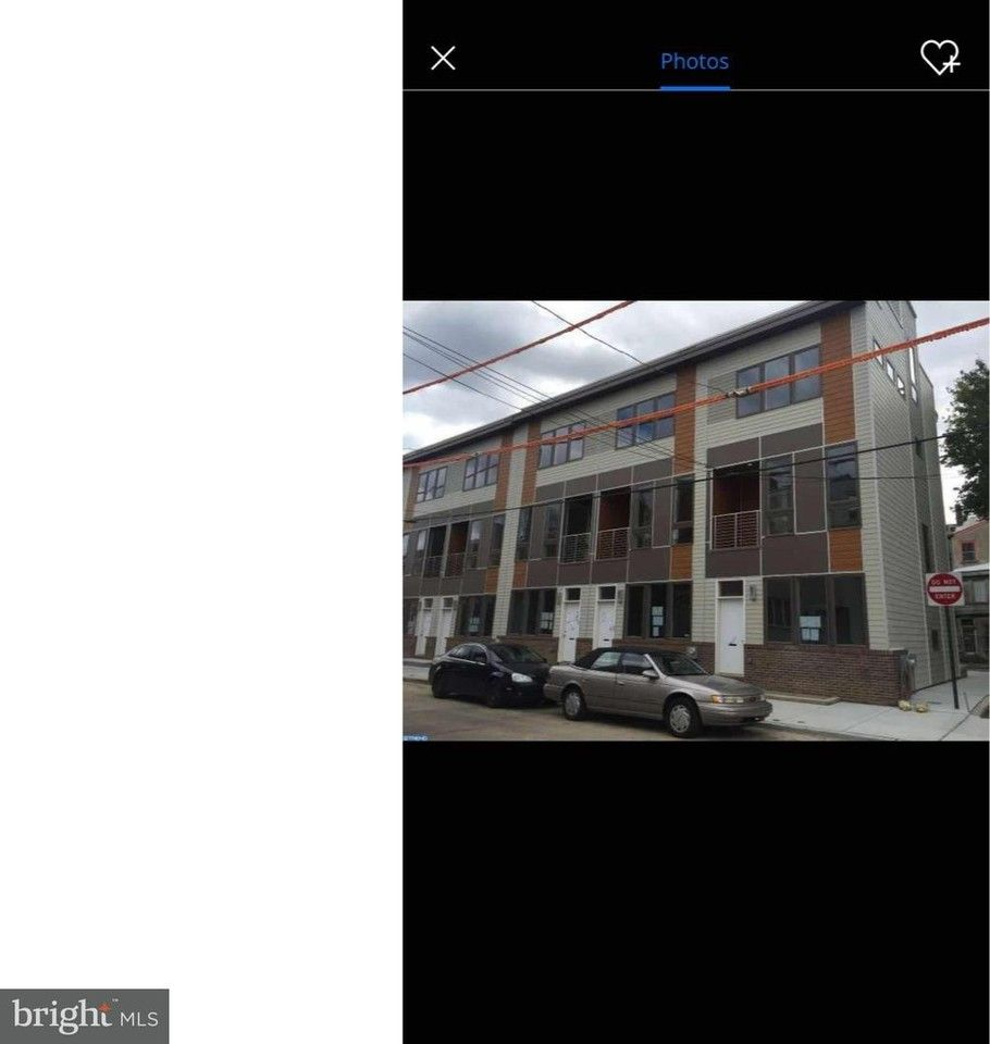 1020 Mt Vernon St, Philadelphia, PA 19123 4 Bedroom