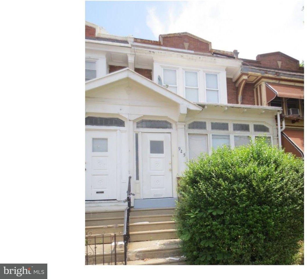 925 S 59th St, Philadelphia, PA 19143 3 Bedroom House For