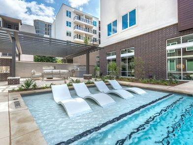 Blackburn Street, Dallas, TX 75204 1 Bedroom Apartment for Rent for
