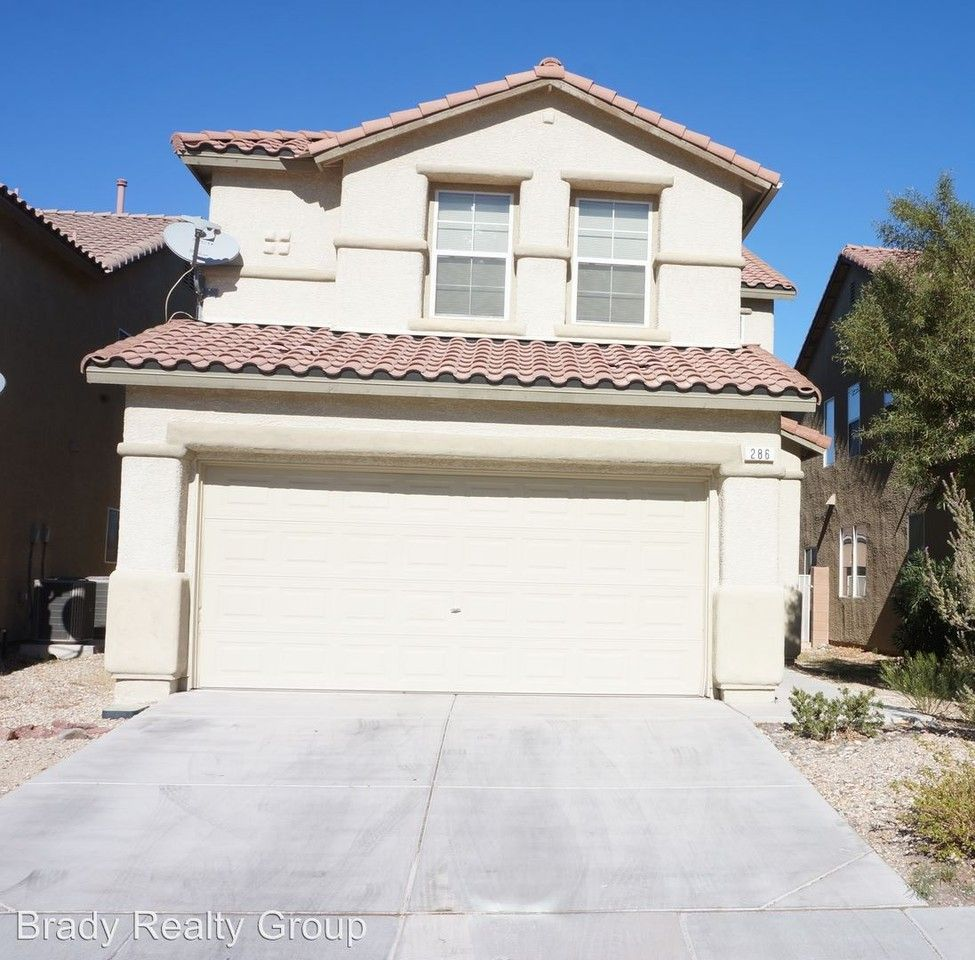 286 Morning Crest Ave, Las Vegas, NV 89183 4 Bedroom House